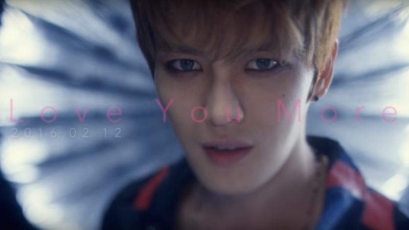 Watch: JYJ's Kim Jaejoong Drops MV Teaser for His Second Album