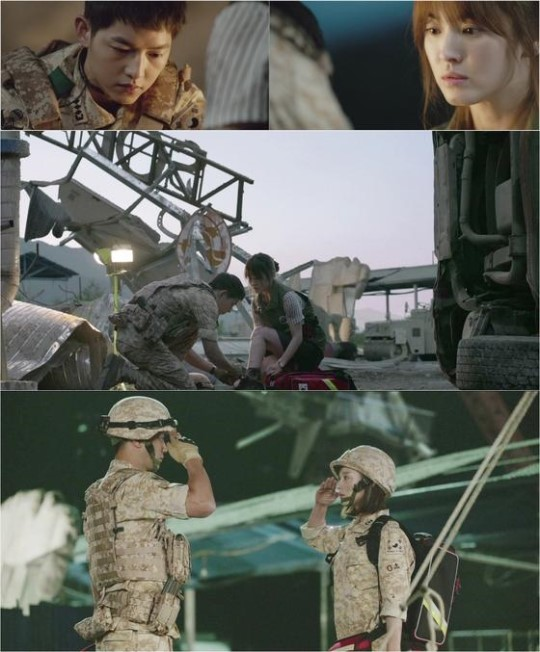 Watch: Descendants of the Sun Releases Its Heart-Gripping, Danger-Filled Leading Trailer