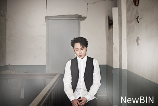 Watch: BEASTS Yong Jun Hyung Broods About the Meaning of Life in New Video Pictorial