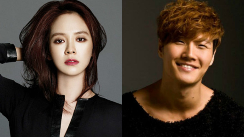 Song Ji Hyo and Kim Jong Kook Swept Up in False Dating Rumors