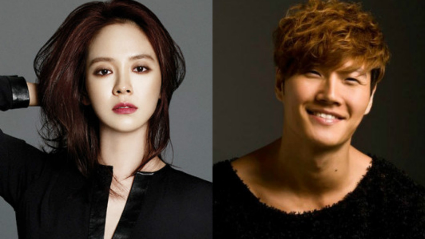 Song Ji Hyo and Kim Jong Kook Swept Up in False Dating Rumors
