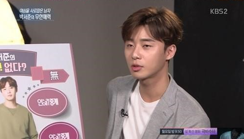 Park Seo Joon Exhibits Secret to Perfect Skin and Describes Ideal Type