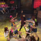 """Watch: 2PM's Wooyoung Joins TWICE for a Performance That Is """"So Hot!"""" on """"The Boss Is Watching"""""""