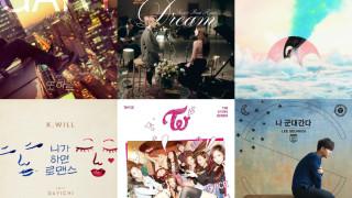 Weekly K-Pop Music Chart 2016 – February Week 1 soompi