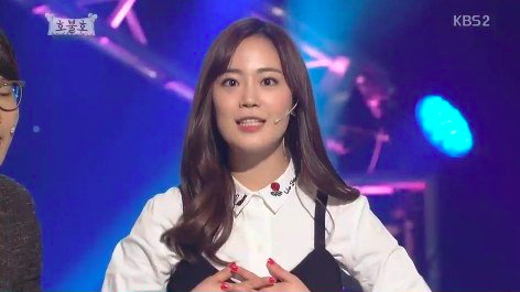 "KARA's Youngji Reveals Graduation Photo on ""Gag Concert"""