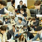 """Cinderella and the Four Knights"" Excites Fans With First Script Reading Photos"