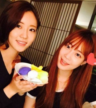 heo youngji sister
