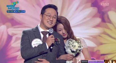 Watch: Melody Day's Yein Touches the Audience With a Beautiful Duet With Her Father