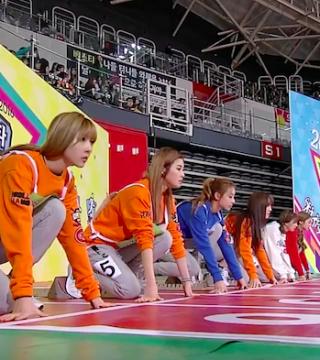 idol star athletics championships 60 meter dash
