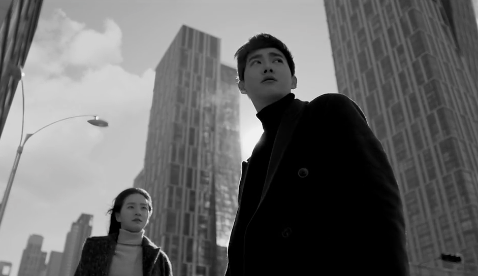 "Jo Kwon Releases Teaser for ""Crosswalk"" Music Video Starring EXO's Suho"
