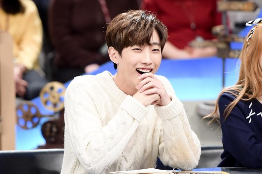 B1A4′s Jinyoung Reveals His Current Obsession
