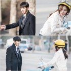 """Lee Gi Kwang and Lee Yul Eum Start Their Romance in """"Monster"""" Preview Stills"""