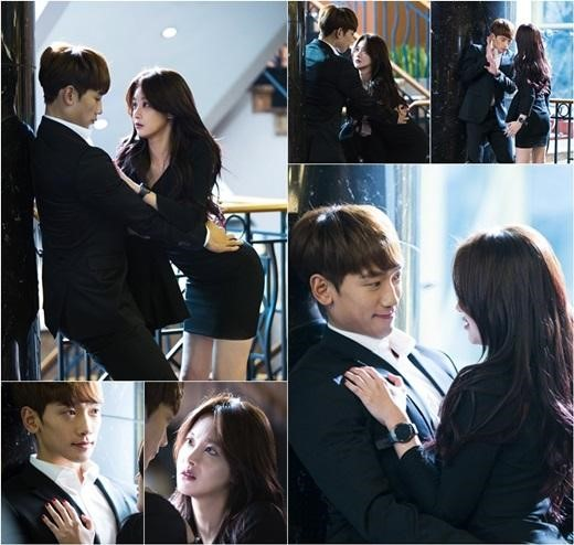"Rain and Oh Yeon Seo Get Flirty in New ""Please Come Back, Mister"" Stills"