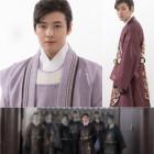 """New Stills Revealed of Kang Ha Neul for """"Moon Lovers"""""""