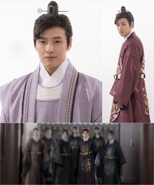 "New Stills Revealed of Kang Ha Neul for ""Moon Lovers"""