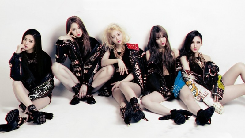 EXID Looks Back on Their Sudden Rise in Popularity For the duration of Mini Concert