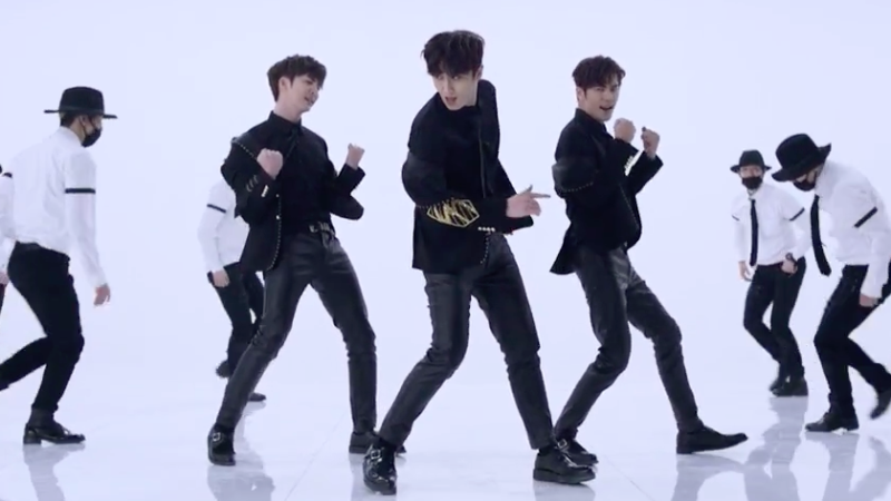 "SS301 Makes Comeback With ""Pain"" Music Video"