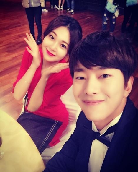 Baek Jin Hee and Yoon Hyun Min Suspected of Dating; Agency Responds