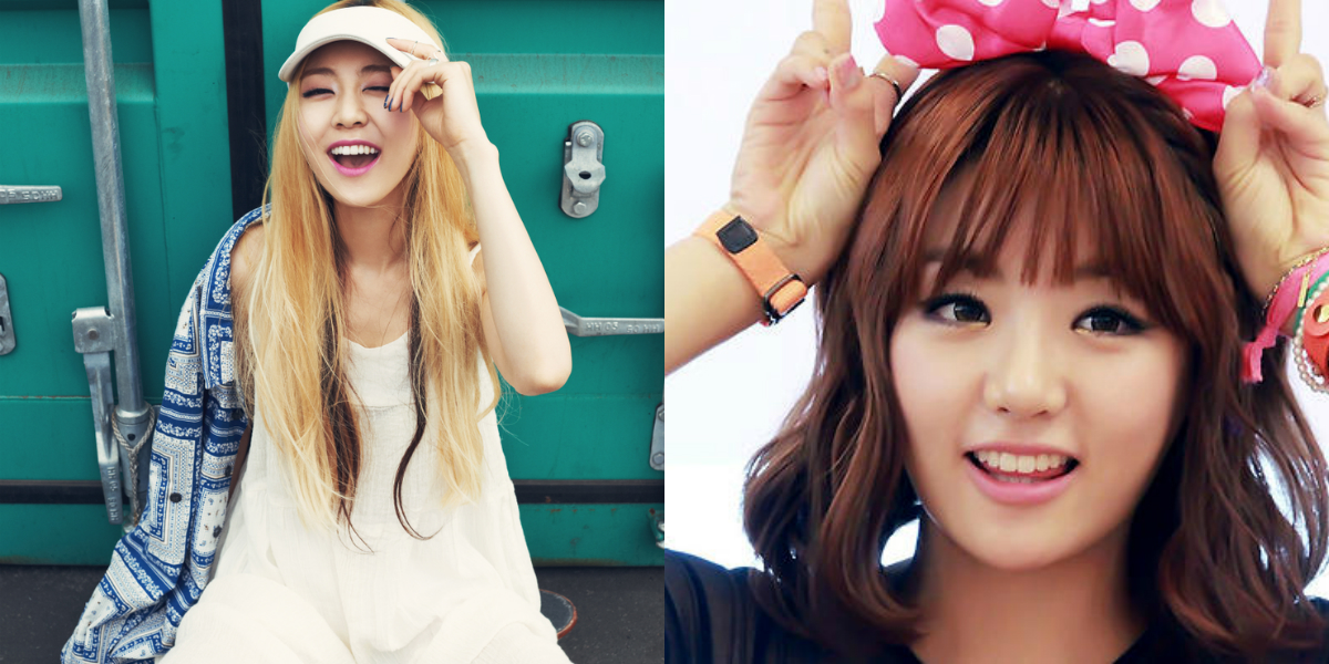EunB and RiSe