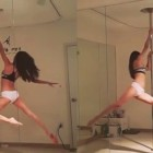 Watch: Choi Yeo Jin Shows Off Her Pole Dancing Skills