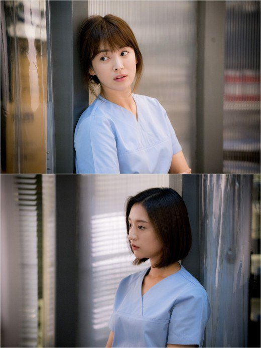 song hye gyo kim ji won
