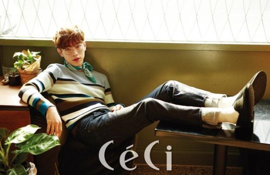 Seo Kang Joon Becomes a Romantic Boyfriend for CeCi