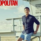 Daniel Henney Is California Handsome for Cosmopolitan