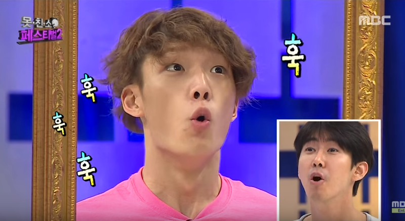 Watch: iKON's Bobby and Kwanghee Are in Perfect Sync in Charades Game