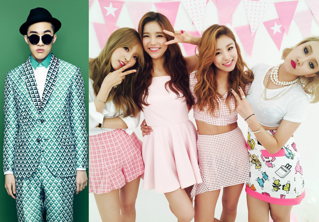 Zion.T and Mamamoo to Function at 2016 SXSW Music Festival