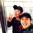 """Jung Il Woo Shares Pictures of """"Running Man"""" Filming in Dubai"""