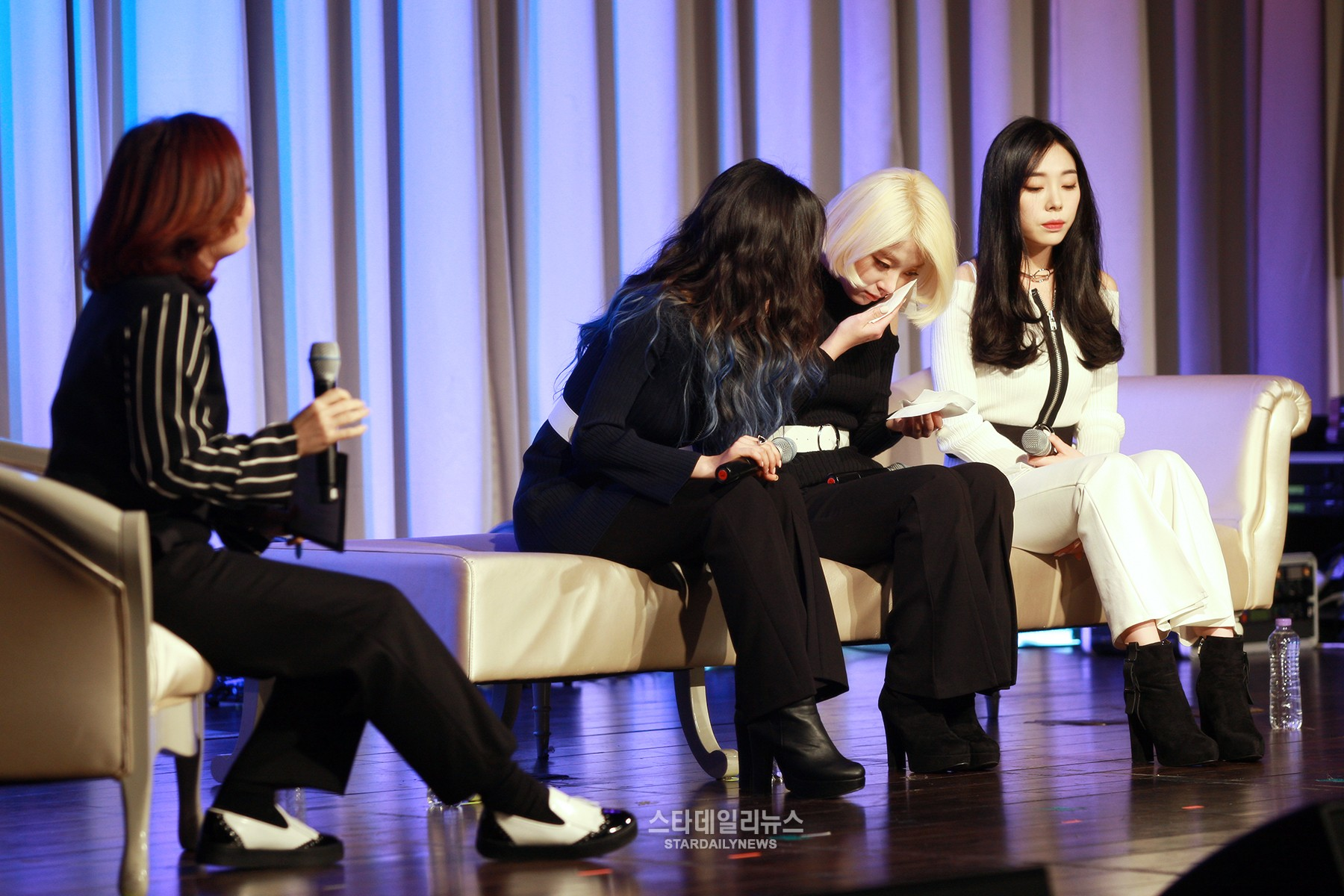 ladies code press con