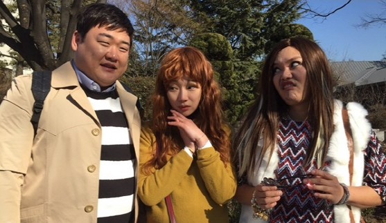 SNL cheese in the trap