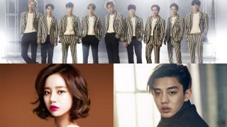 Forbes Korea Reveals Top 40 Power Celebrities of 2016 soompi