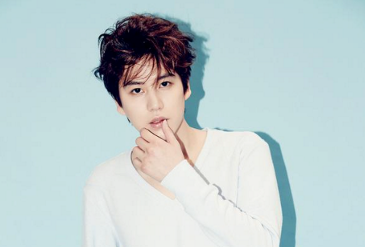 Kyuhyun to Release First Japanese Single in May
