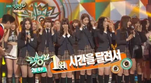 GFRIEND Gets 14th Win for Rough on Music Bank Performances by B.A.P, Taemin, MAMAMOO, and More
