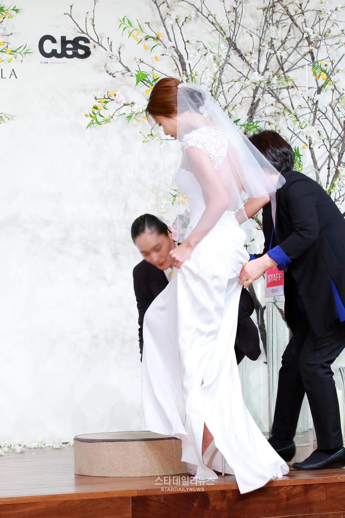hwang jung eum wedding star daily news 3