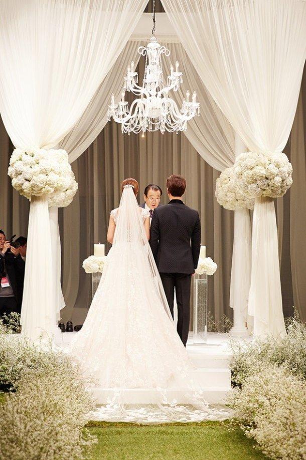 hwang jung eum wedding2