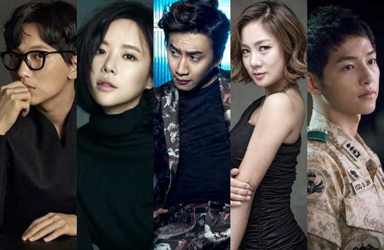 These Celebs Born in 1985 Are Some of Korea's Hottest Stars Right Now