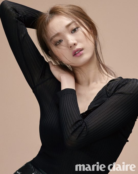 Lee Sung Kyung Shows Off Her Sophistication and Charisma for Marie Claire