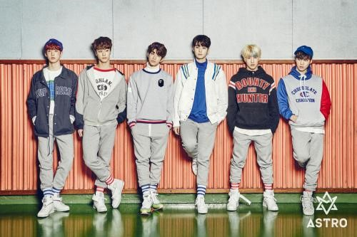 ASTRO Reveals Their Dreams and Aspirations for 2016 | Soompi