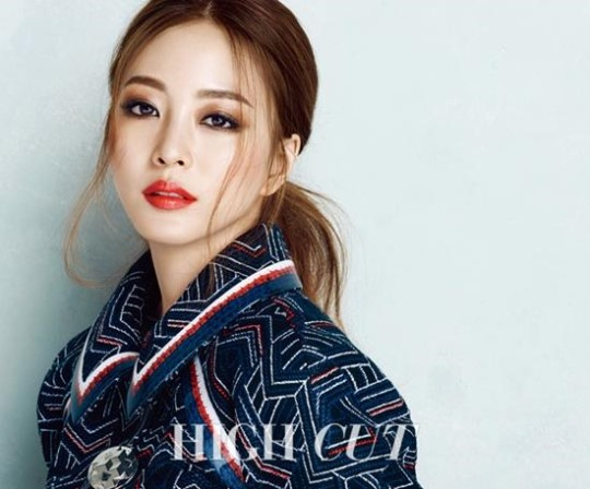 han ye seul high cut2