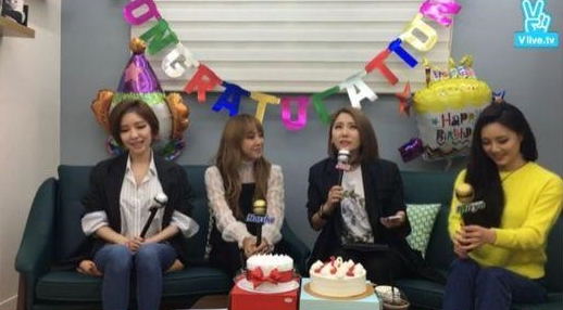 Brown Eyed Girls Celebrate 10-Year Debut Anniversary With Fans