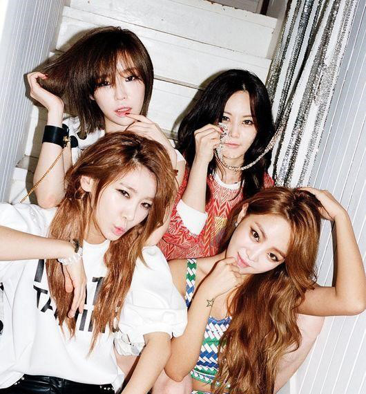 Brown Eyed Girls Is the First Girl Organization to Ever Last 10 Years Without Member Changes