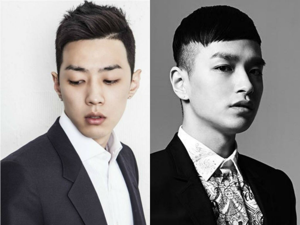 Gray and Simon D Share Thoughts on Joining Show Me the Money 5
