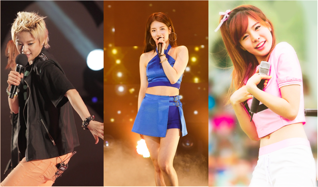 Best girl group singers in the 90s