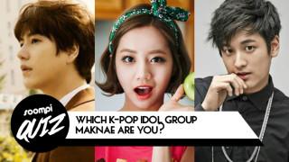 soompi quiz which kpop idol group maknae are you
