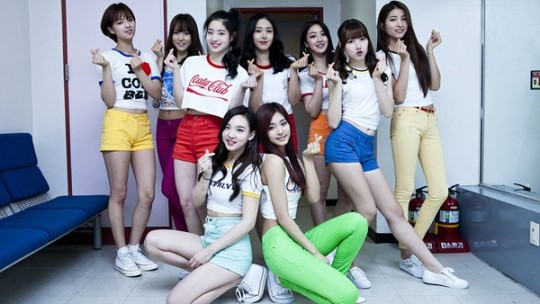 GFRIEND and TWICE Transform Into Girls' Generation for ...: http://www.soompi.com/2016/03/11/gfriend-and-twice-transform-into-girls-generation-for-special-inkigayo-stage/