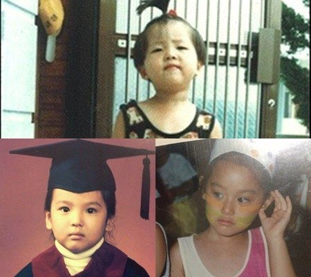 "Baby Photos of ""Descendants Of The Sun"" Stars Revealed"