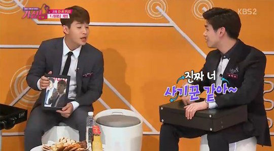 Super Juniors Henry Tries to Talk Himself Into Victory on Most productive Man