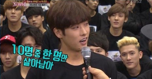 Cross Genes Takuya Is Revealed to Be a gigantic Fan of EXIDs Hani